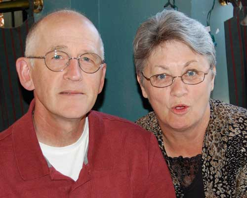 picture of Dennis and Lynn Gish